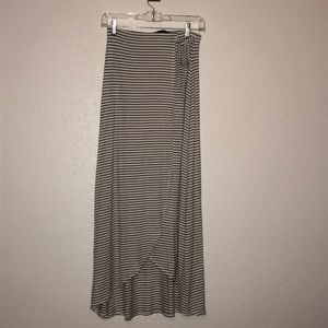 Slit maxi type skirt from Italy - NWOT